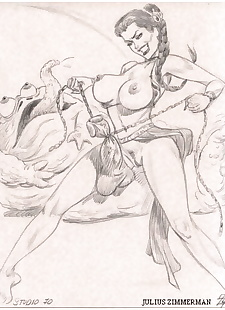 pics Collected artwork of Julius Zimmerman.., cheetara , jessica rabbit , bondage , tomb raider