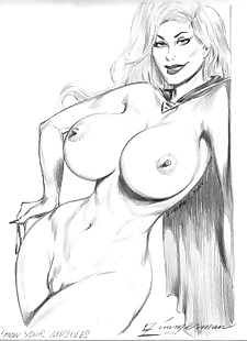 pics Collected artwork of Julius Zimmerman, jessica rabbit , ariel , ariel