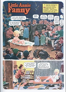 english pics Playboy Little Annie Fanny Collection, annie fanny , full color