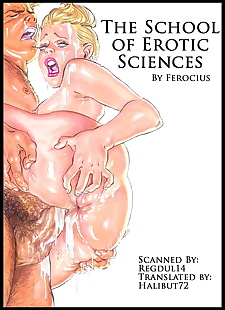 english pics The School Of Erotic Sciences, XXX Cartoons