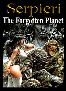 english pics Druuna 7 - The Forgotten Planet, druuna , full color