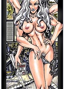 pics T.Catt - Marvel Works, emma frost , jean grey , fantastic four