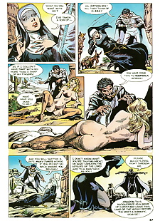 english pics Penthouse Mens Adventure Comix #2 -.., bondage , full color