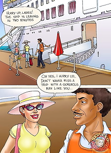 english pics Amanda - Going Crazy On A Cruise, full color , incest