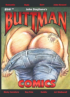 english pics Buttman, anal , full color