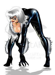pics Black Cat - part 2, black cat , XXX Cartoons