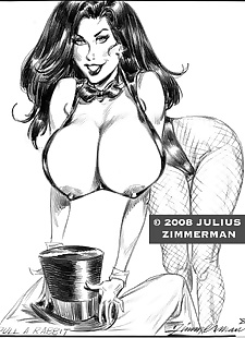 pics Collected artwork of Julius Zimmerman.., jessica rabbit , princess jasmine , yuri , star wars  aladdin