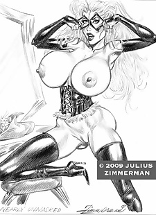 pics Collected artwork of Julius Zimmerman.., betty rubble , cheetara , tomb raider , star wars