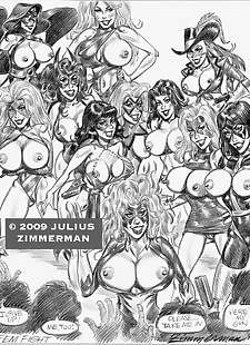pics Collected artwork of Julius Zimmerman.., cyclops , jessica rabbit , tomb raider , yuri  big-breasts