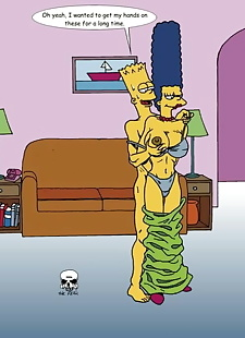 pics Eairly Fear - part 2, bart simpson , lisa simpson , incest  milf