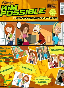 english pics Photography Class, kim possible , bonnie rockwaller , dark skin , full color  dark-skin