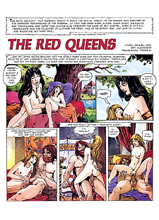 english pics The Red Queens, full color , incest