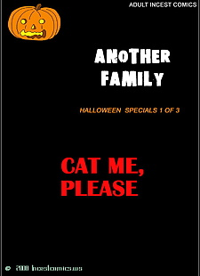 pics Another Family: Cat Me- Please, annie hughes , hogarth hughes , full color , incest