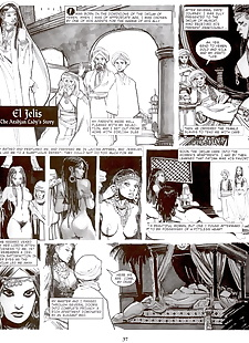 english pics Sizzle Comix # 9 - part 2, group , futanari