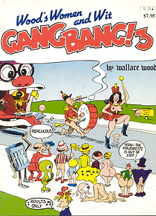 english pics Gang Bang #3, XXX Cartoons  XXX-Cartoons