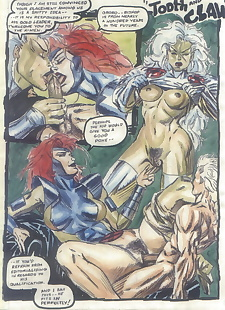 english pics X-Men, cyclops , psylocke , anal , full color