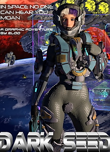 pics Eloo- Dark Seed  In Space No One Can.., 3d , big boobs