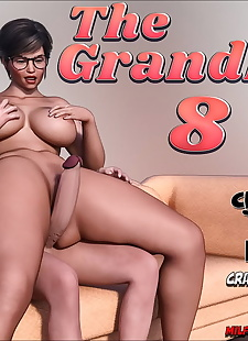 pics CrazyDad- The Grandma 8, 3d , big boobs