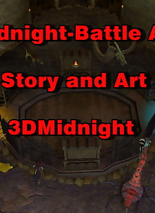 pics 3DMidnight- Battle Arena, 3d , big boobs