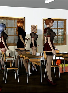 pics Lynortis- Dickgirl School  Detention.., 3d , big cock